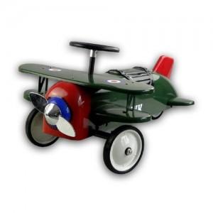Porteur avion vert, Protocol