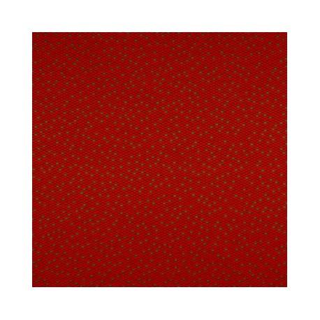 Tissu Facette rouge by Lelievre