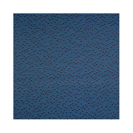 Tissu Facette bleu by Lelievre