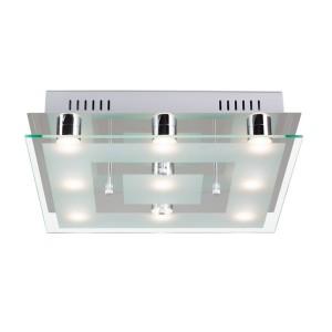 Plafonnier Chess carré 35 LED