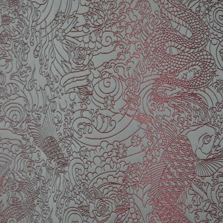 Tissu Skin nectar Jean Paul Gaultier