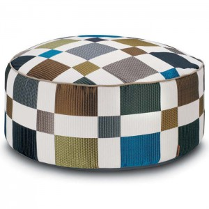 Pouf Praslin Pallina by Missoni Home