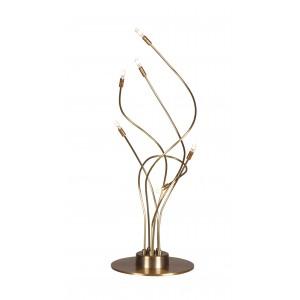 Lampe Tubetti bronze, Linea Verdace