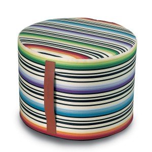 Pouf Janisey 128 by Missoni Home
