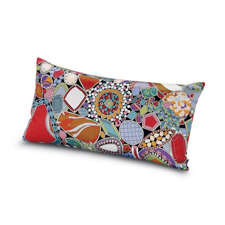 Coussin Rouen rectangulaire by Missoni Home