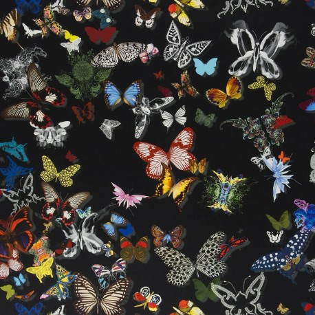 Tissu Butterfly Parade Christian Lacroix