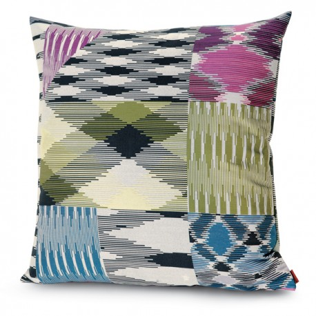 Coussin Patch 100 carré, Missoni Home