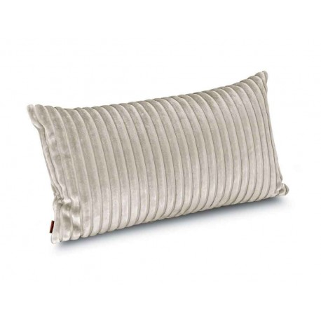 Coussin Coomba greige rectangulaire by Missoni Home