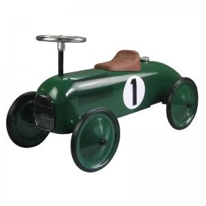 Porteur voiture vert, Protocol