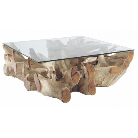 Table basse Racines, Now's Home