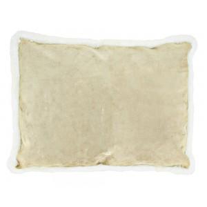 Coussin Pecore en daim ivoire, Now's Home