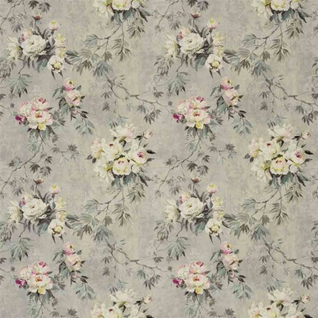 Tissu Floreale Zinc, Designers Guild