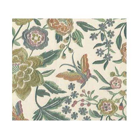 Papier peint Oriental Garden Malachite, Missoni Home