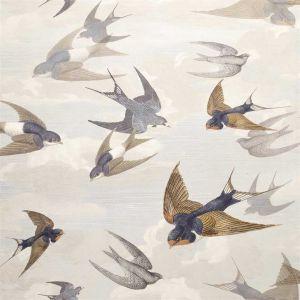 Papier peint Chimney Swallows Dawn, John Dorian