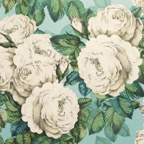 Papier peint The Rose Swedish Blue, John Dorian