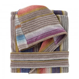 Peignoir capuche Viviette, Missoni Home