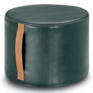 Pouf Plato cuir by Missoni Home