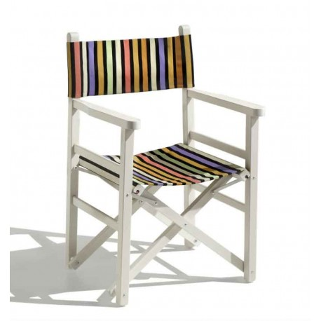 Chaise pliante Regista Roatan, Missoni Home