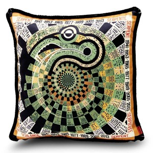 Coussin Oroscopo Serpente, Missoni Home