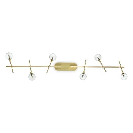 Plafonnier Maracas 118 cm, Ideal Lux