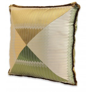 Coussin Wells 162 carré, Missoni Home