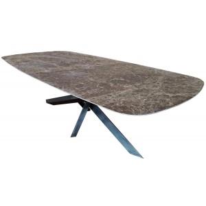 Table repas Céramique Versatil tonneau 903