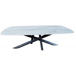 Table repas Céramique Versatil tonneau 75