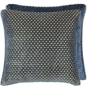 Coussin Portland Bleu, Designers Guild