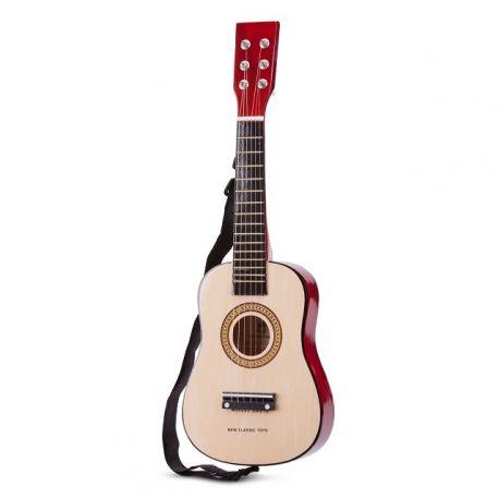 Guitare classique, Protocol