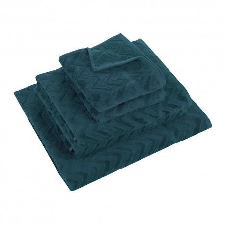 Draps de bain Rex 50 bleu, Missoni Home