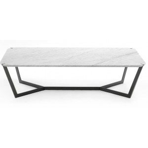 Table basse Star bronze noir, Coédition