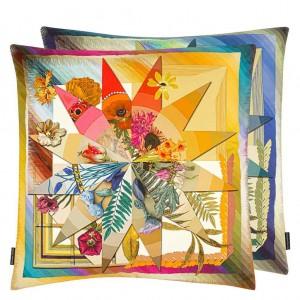 Coussin Botanic Rainbow Multicolore Christian Lacroix 50 cm