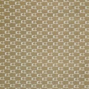 Velours Kologo beige, K3 design by Kenzo Takada
