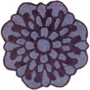 Tapis de bain Otil 23 en forme de fleur en coton Ø 80 Missoni Home