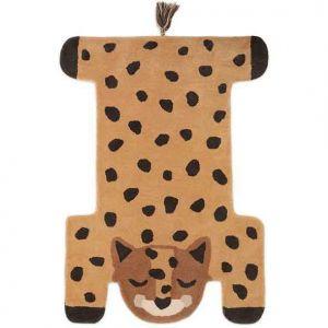 Tapis enfant Kumako léopard, Nattiot
