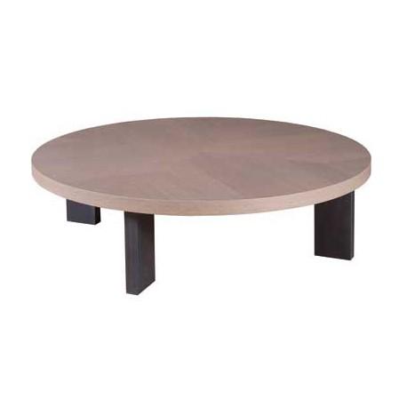 Table basse ronde Luna