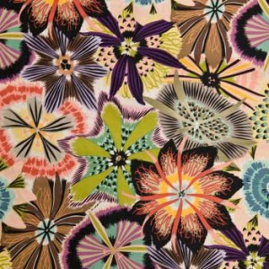 Tissu Passiflora 59 by Missoni Home