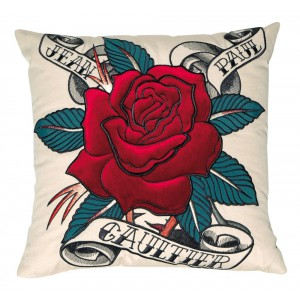 Coussin Morphing bengale Jean Paul Gaultier