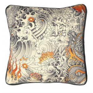 Coussin Tender gold Jean Paul Gaultier