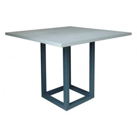 Table de bar Zoe carrée, PH Collection