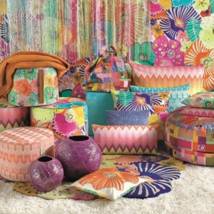 Collection Papavero Patch by Missoni Home