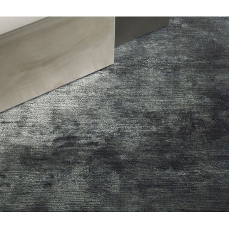 Tapis Frost anthracite by Toulemonde Bochart
