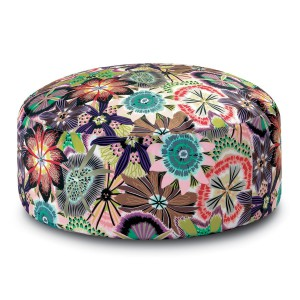 Pouf Passiflora 59 Pallina by Missoni Home