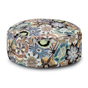 Pouf Passiflora 60 Pallina by Missoni Home