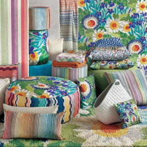 Collection Margherita Pointillé by Missoni Home