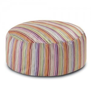 Pouf Jenkins 156 Pallina by Missoni Home