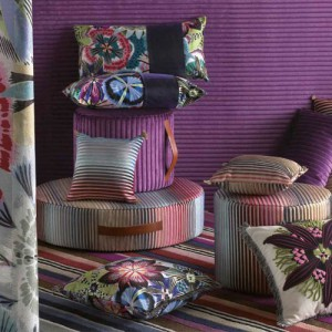 Collection Passiflora T50 by Missoni Home