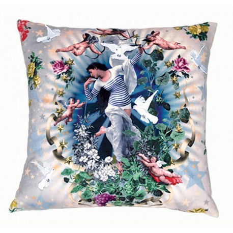 Coussin Volage Jean Paul Gaultier