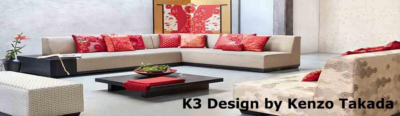 K3 Design by Kenzo Takada